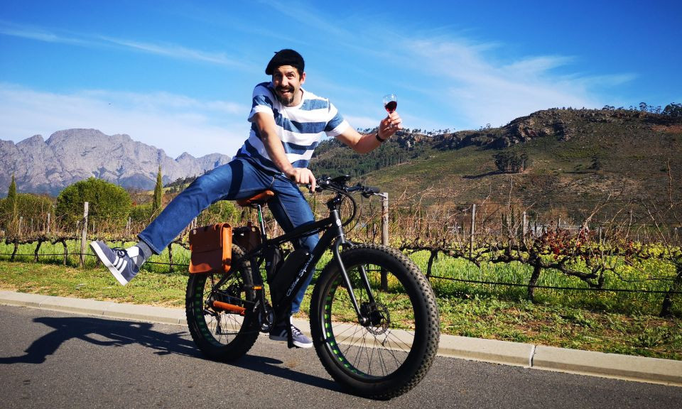 E-bike Wine Tours Franschhoek