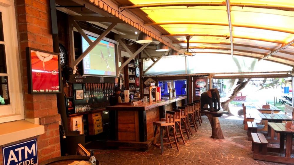 Franschhoek Station Pub