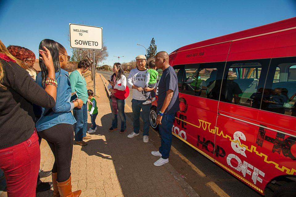 1 Day Bus & Soweto Combo