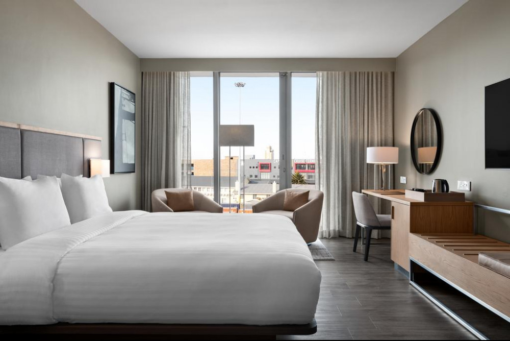 Room at AC Hotel by Marriot Cape Town Waterfront