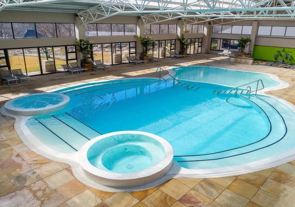 Pool Complex at Kiara Lodge