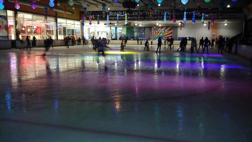Ice Skating at Northgate Ice Rink