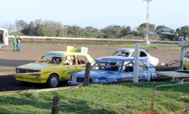 Border Stock Car Racing