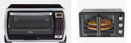 digital toaster oven vs toaster oven with dials