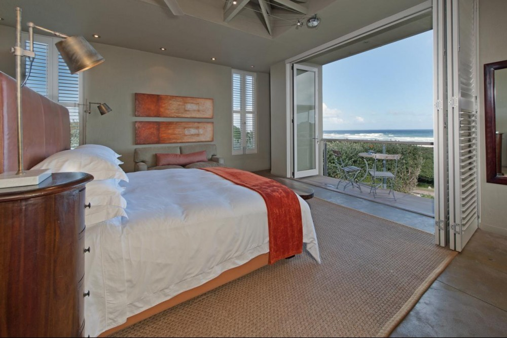 Bedroom at Mosselberg on Grotto Beach