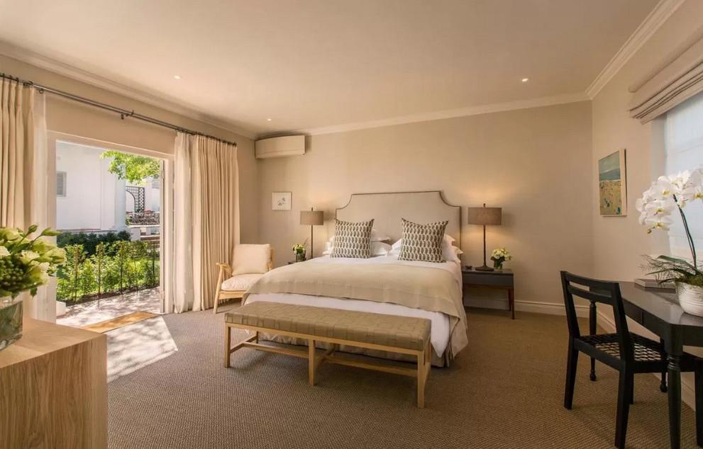 Room at Leeu House
