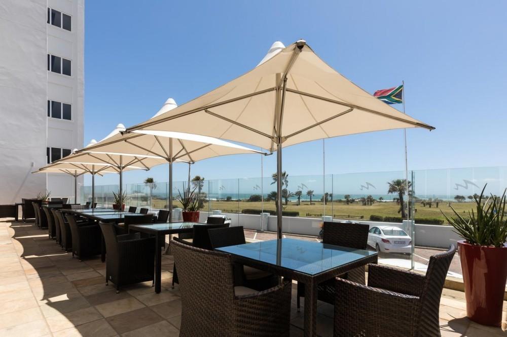 Restaurant at Pretoria Hotel Port Elizabeth Marine