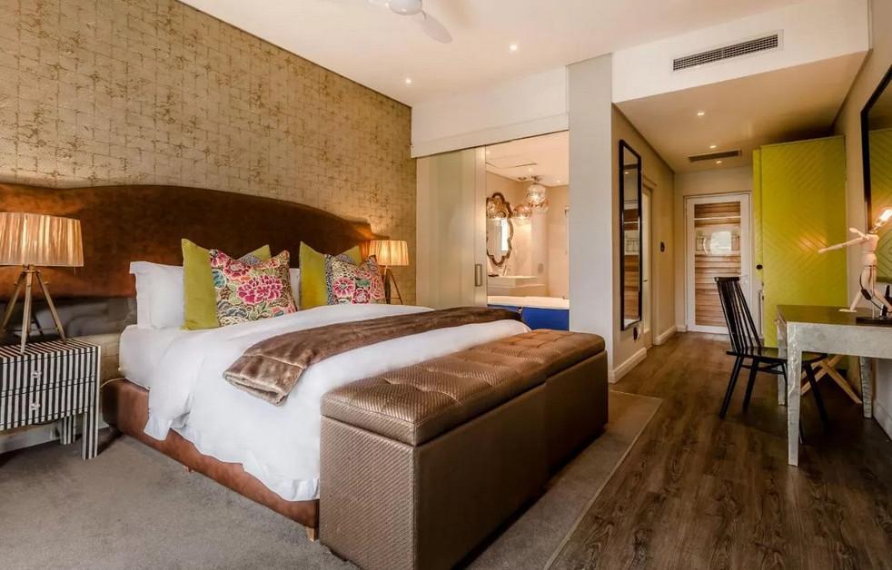 Room at Franschhoek Boutique Hotel