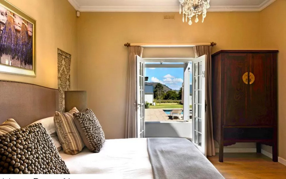 Room at Lavender Farm Guest House