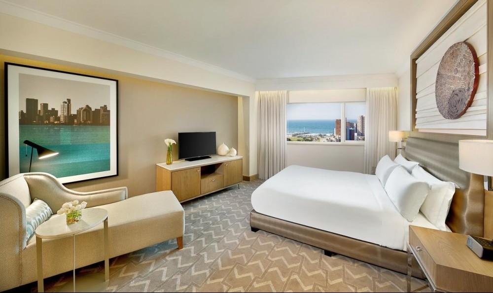 Hilton Hotel Durban Room