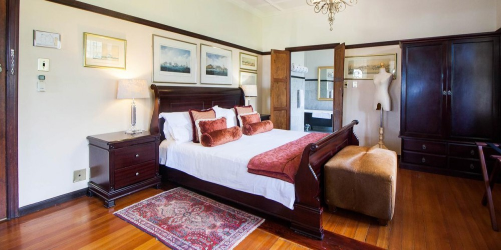 Room at Camps Bay Retreat Hotel