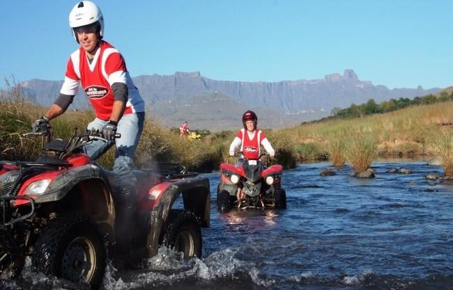 Quad Biking Drakensberg