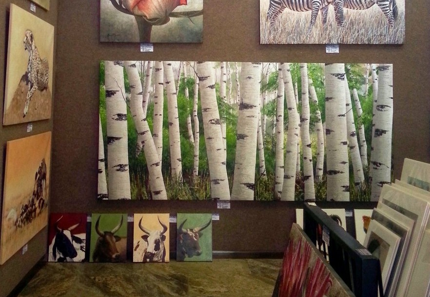Blou Donki Art Gallery