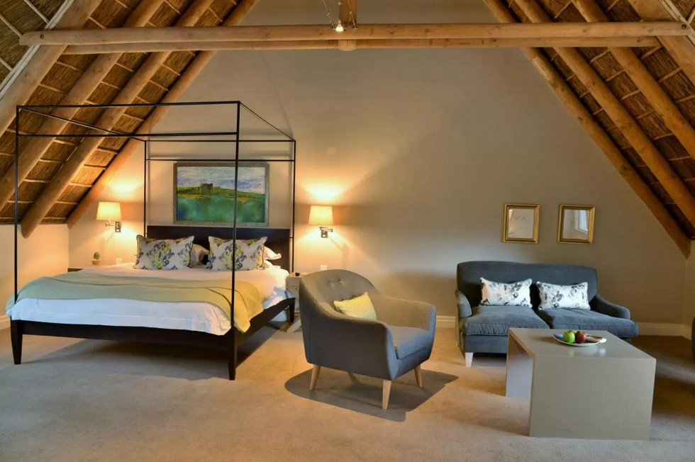 Room at Le Franschhoek Hotel & Spa