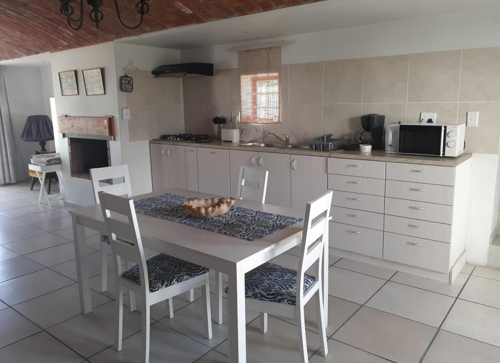 Kitchen at Paters Haven