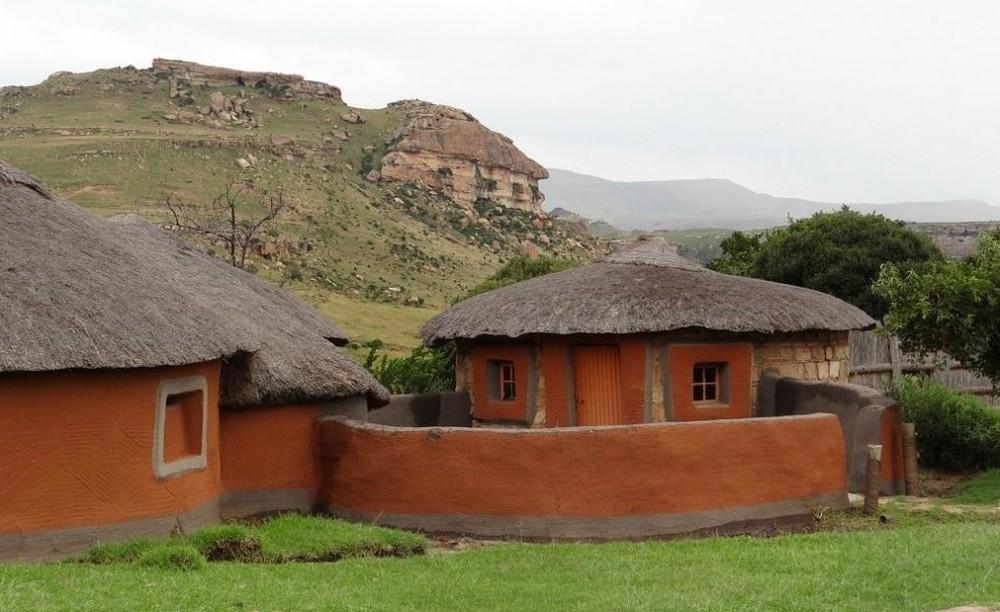 Basotho Cultural Village in Bethlehem