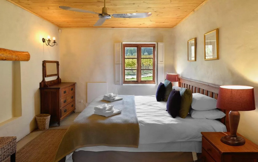 Room at Bo La Motte Farm Cottages