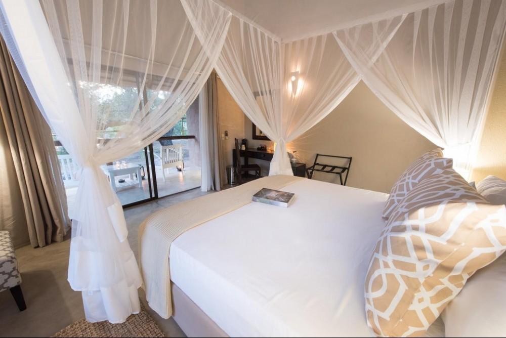 Rooms at Bush Baby River Lodge