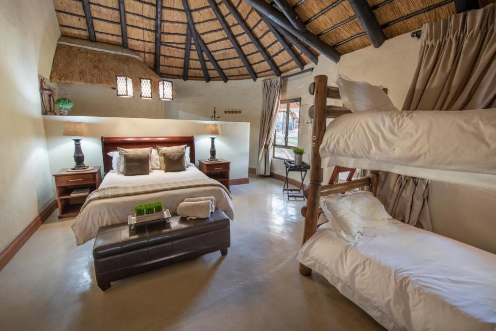 Room at Moya Safari Villa