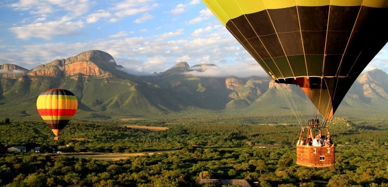 Hot Air Balloon Ride Hoedspruit