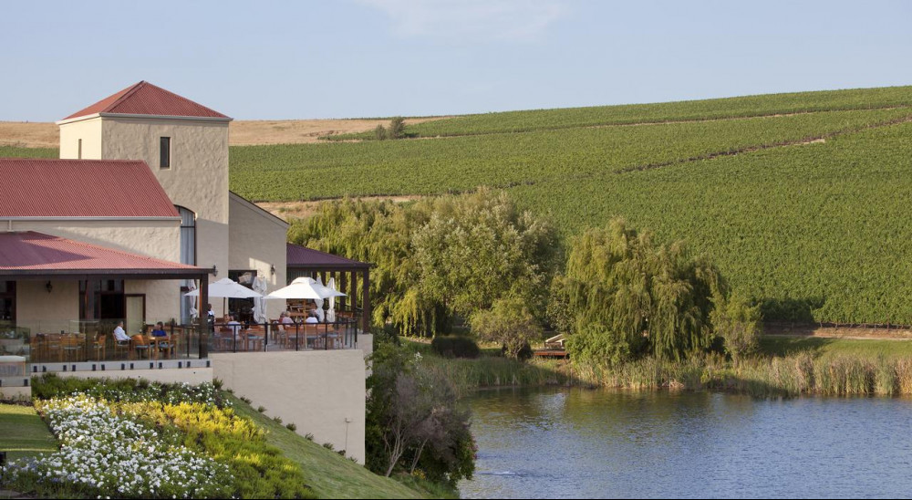 Views at Asara Wine Estate and Hotel