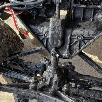 Tenacity broken chassis