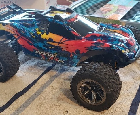 Traxxas Rustler Shocks