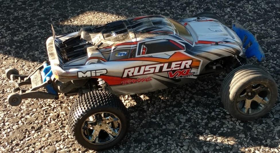 Traxxas Rustler VXL