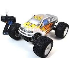 Losi LST 2 Nitro Monster Truck