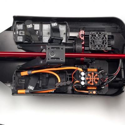 Arrma Kraton BLX Power System