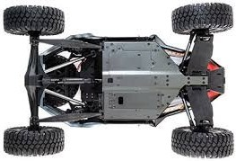 Rock Rey Aluminum Chassis