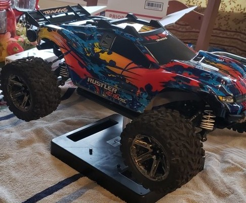 Traxxas Rustler 4x4 Shocks