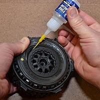 Glue RC Tires