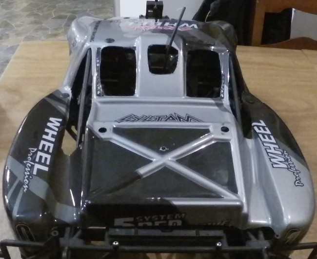 Losi Baja Rey Body Upgrade