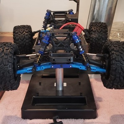 Traxxas Rustler Suspension Upgrade