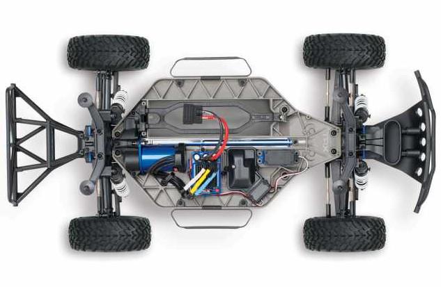 Traxxas Slash 4x4 Chassis