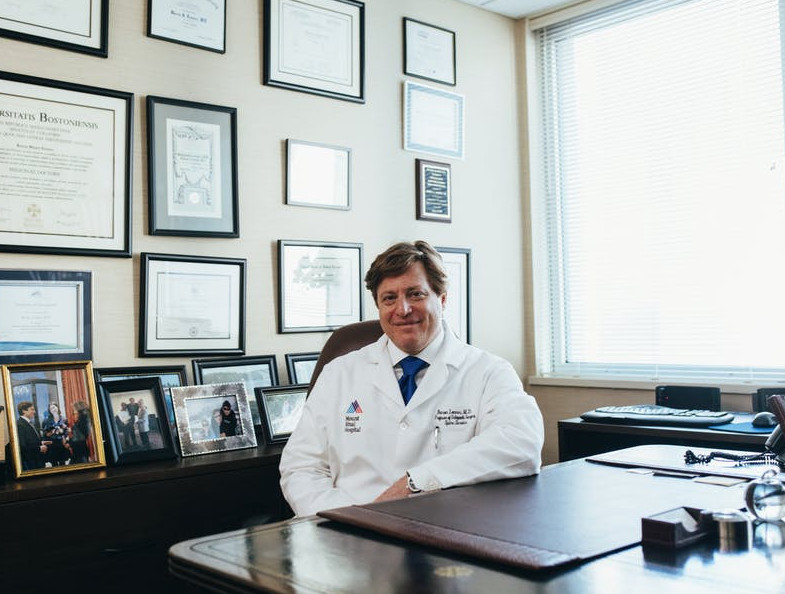 photo of doctor in surgery