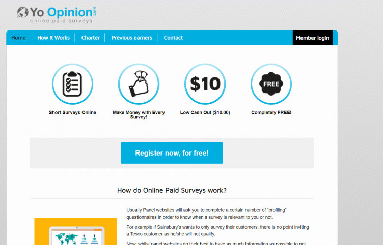 Yo opinion survey review- You can join for free.