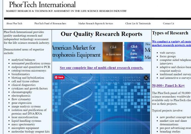 The Phor Tech International Review, Good Reward For Survey.