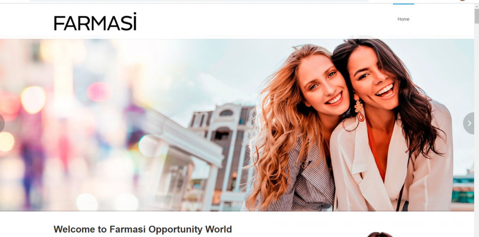 Farmasi Business Opportunity----   Another MLM