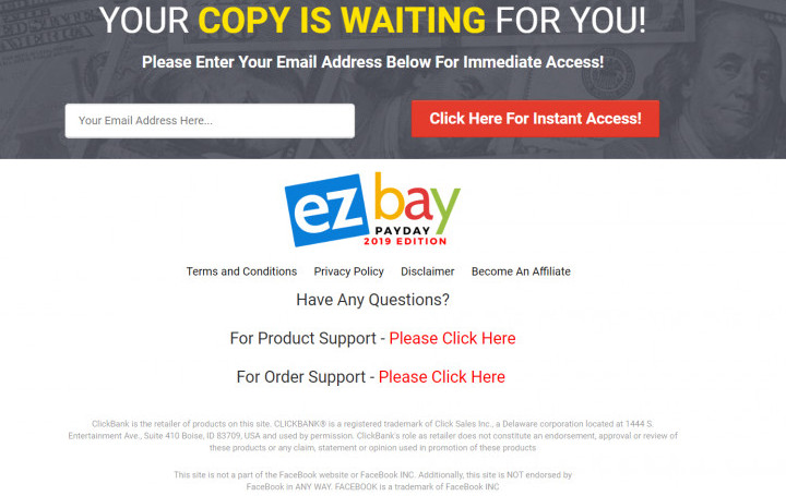 Ez Bay Payday Review - Ez Bay Payday Payday sign up site.