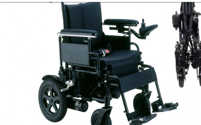 Cirrus Sling Seat Plus HD Review    One of the better power wheelchairs