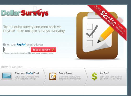 Dollar Survey review Scam or Legit?