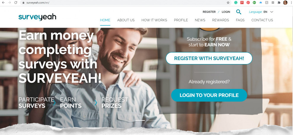 SurveYeah Review-----Can You Make a good income from this site?