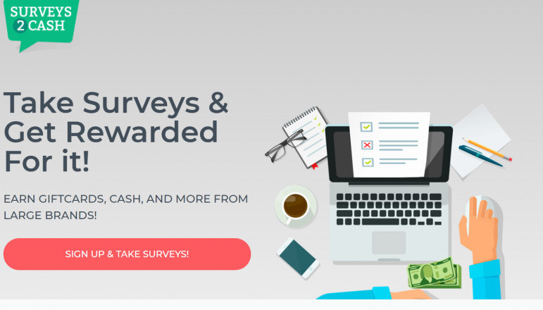 Surveys2Cash Review Legit Be Careful, may not be worthwhile