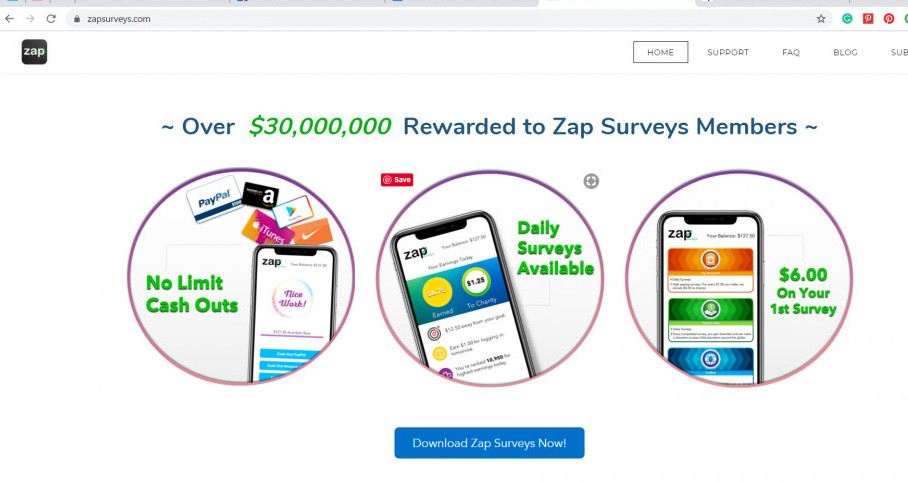 Zap App Survey Review  Does Zap Survey pay?