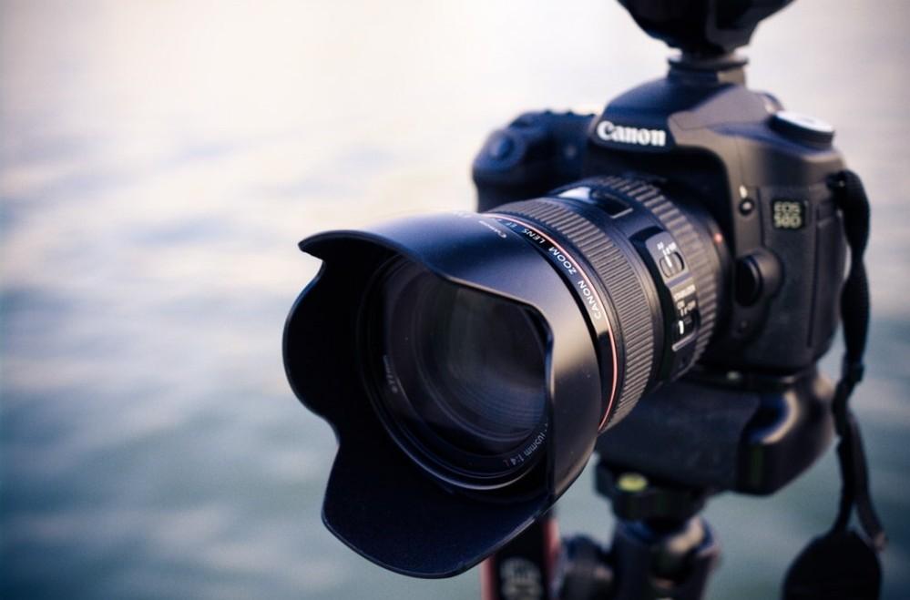 DSLR Camera #2