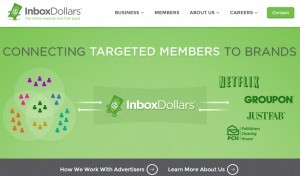 InboxDollars connection