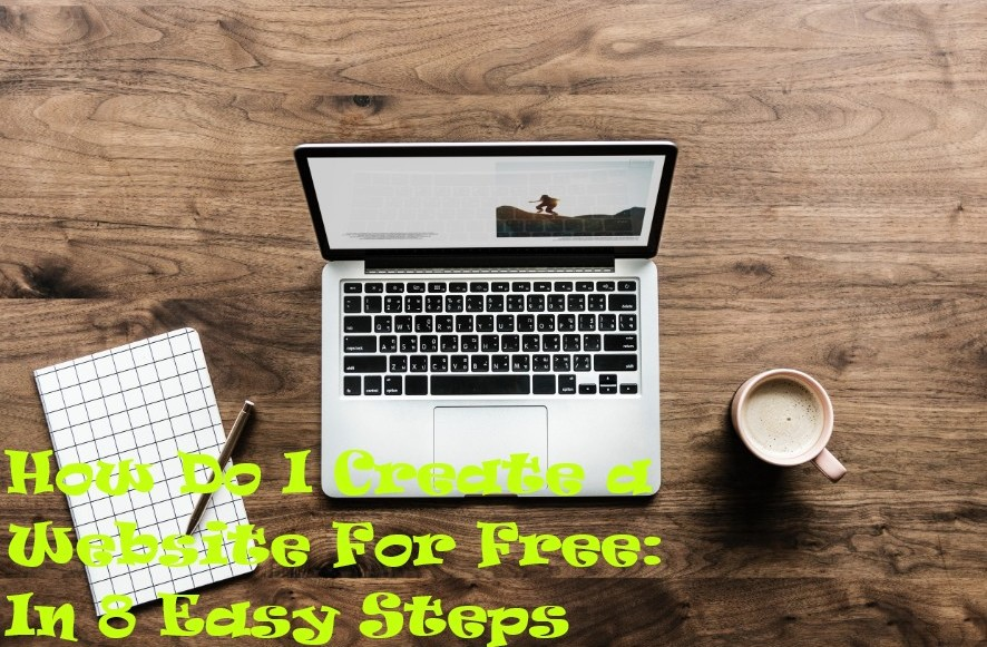 how do I create a website for free