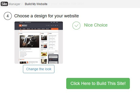 click here to build this site